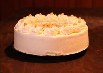Logo-Torte