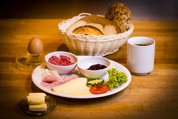 Frühstück in Heier's Mühle, Sprockhövel